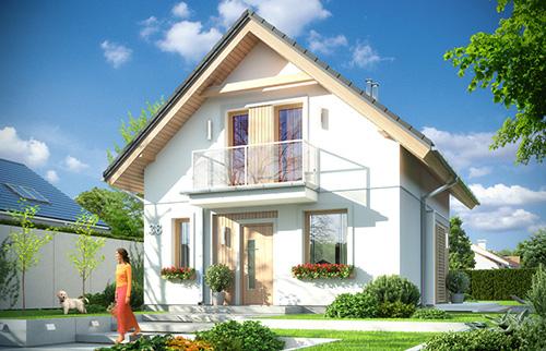 Каркасный Дом 140-150 м2